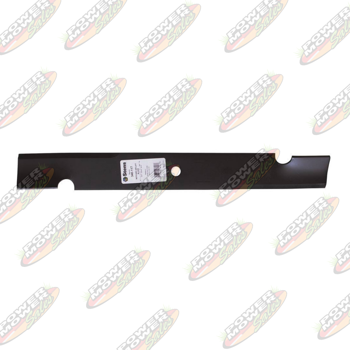 Notched Air-Lift Blade / Scag 482879