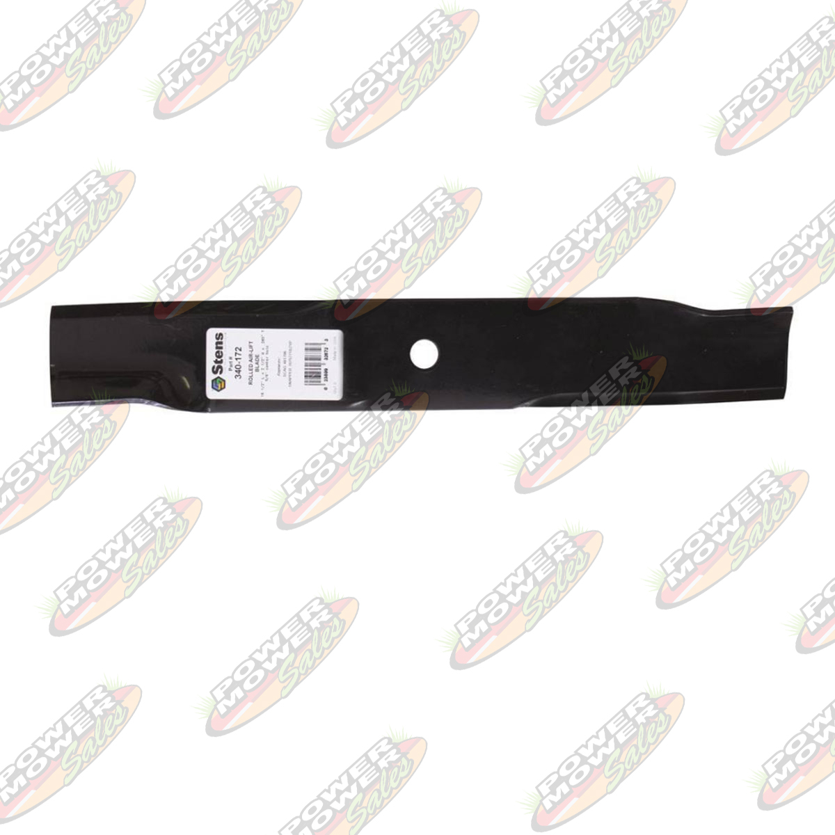 Rolled Air-Lift Blade / Scag 482877