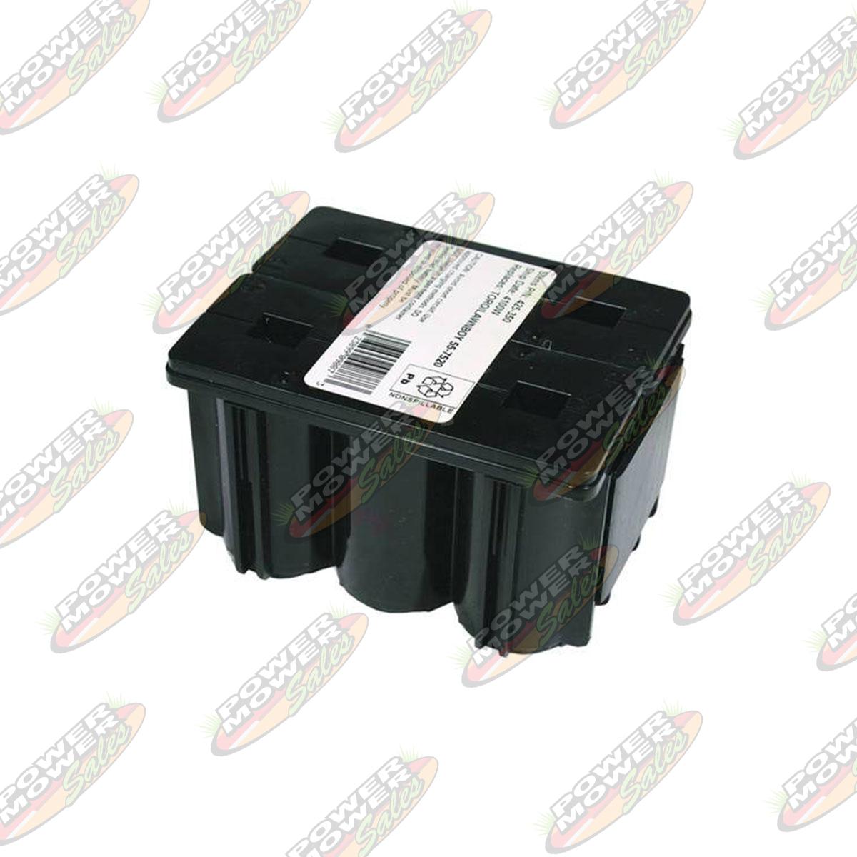 Battery Toro 55 7520 Power Mower Sales