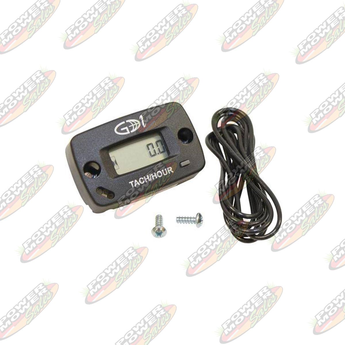 Aftermarket Hour Meter : Hour meter sendec  power mower sales
