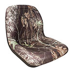 High Back Seat / Mossy Oak 18 inch Back