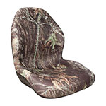 High Back Seat / Mossy Oak 20 inch Back