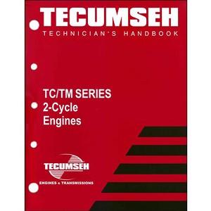 tecumseh 2 cycle tc tm engine technician service manual