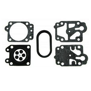 Walbro Carburetor Gasket Kit for Red Max BCZ2500DL, S/GZ25N 2 Cycle Trimmers & Others (Carburetor WAY-1-1) D20-WYA