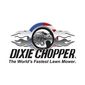 Dixie Chopper Seats Inc, I3M, N/O Switch, 2 Tone, Logo, No Seat Belt  DUP-402006
