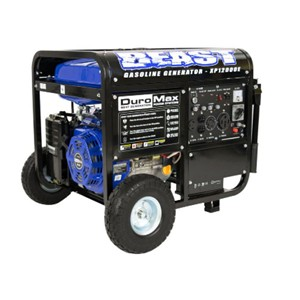 Duromax Xp12000e 12000 Watt 18 Hp Portable Gas Generator Power Mower Sales