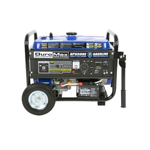 DuroMax XP5500E 5500 Watt 75 Hp 366 Amp Portable Electric Start