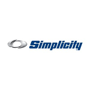 Simplicity Seat (15 inch Back) with Logo 1687201SM