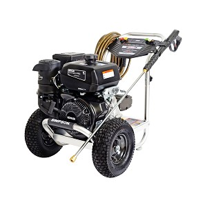4200 PSI Aluminum Series - Commercial Direct Drive Pressure Washer with a Kohler CH440 engine and a 50' hose - ALK4240