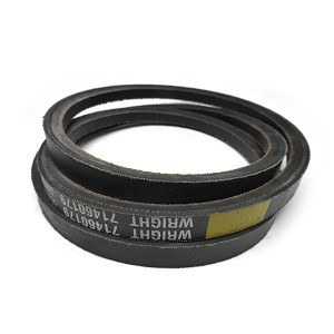 Wright A Section 55.24 EL Wrapped Belt 71460066